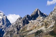 Hanging Canyon - Grand Tetons - Wyoming - USA
