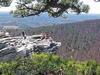 Hanging Rock Overview - North Carolina