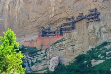 Hanging Temple Of Shanxi
