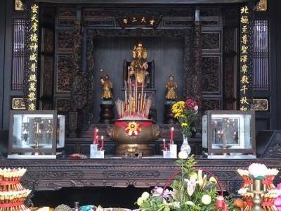 Han Jiang Ancestral Temple - View