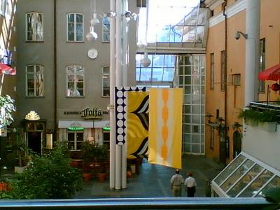 Inside Hansa Emporium