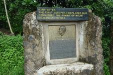 Hans Meyer Memorial - Kilimanjaro Rongai Route