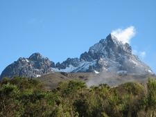 Hans Meyer Peak - Kilimanjaro Rongai Route - Tanzania