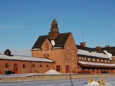 Haparanda Railway Station