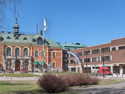 Haparanda Hotel And City Hall
