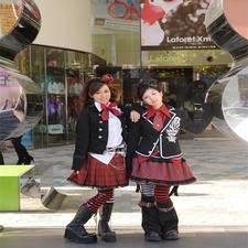 Harajaku Fashion Street
