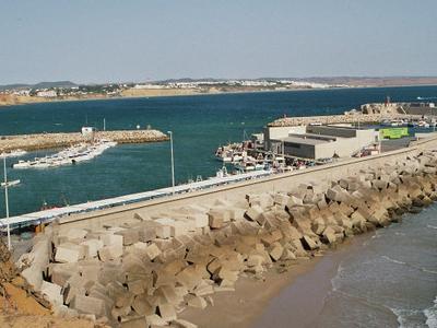 Harbor Of  Conil