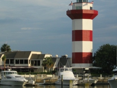 Harbour Town Marina In Sea Pines Resort