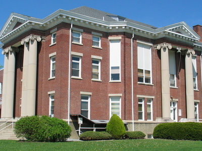 Hardy  County  Courthouse   Moorefield  W V