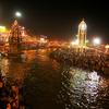 Haridwar - Decorated During Kumbh
