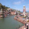 Haridwar On A Simple Day