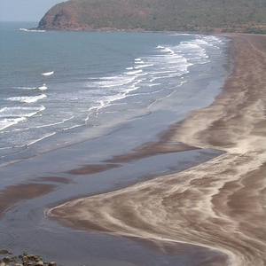 Harihareshwar North Beach