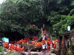 Harishankar Falls