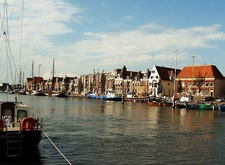 Harlingen - View Of The Zuiderhaven