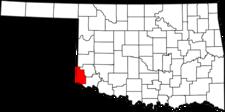 Harmon County