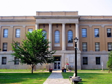 Harrison County Court House
