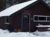 Harrisville Sunrise Rustic Cabin