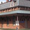 Hartford New Haven R R Depot Windsor C T
