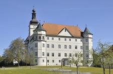Hartheim Castle, Upper Austria, Austria