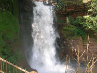 Harvalem Waterfall