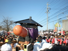 Harvest Festival In Komaki