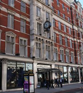 Harvey Nichols At The Corner Of Knightsbridge