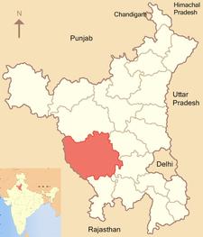 Haryana Bhiwani
