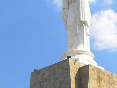 Monument Of The Holy Mother Of God