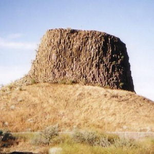 Hat Rock, Located On The Columbia River