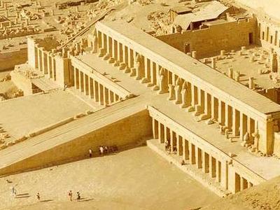 Hatshetsup  Temple   1by 7