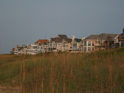Hatteras Beach Homes