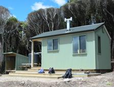 Hauhungaroa Hut