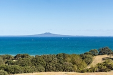 Hauraki Gulf From Shakespeare Regional Park - Auckland NZ