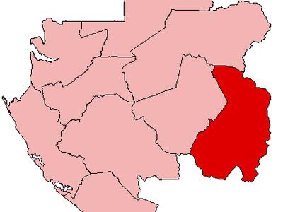 Haut Ogoou Province