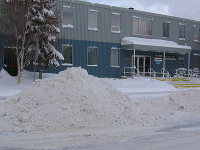 Hay  River Post Office
