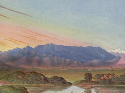 Hazara   Region In  Pakistan Von  James  Abbott