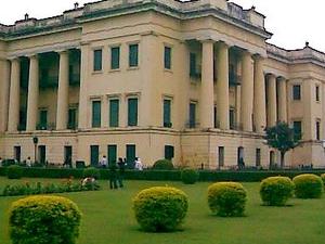 Hazarduari Palace Museum