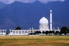 Hazratbal Shrine - Srinagar