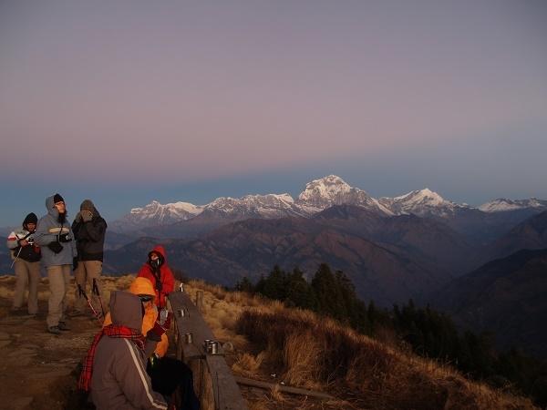 Ghorepani Ghandruk Treks Photos