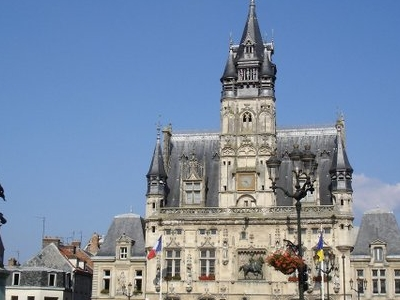 Town Hall  Of Compiegne