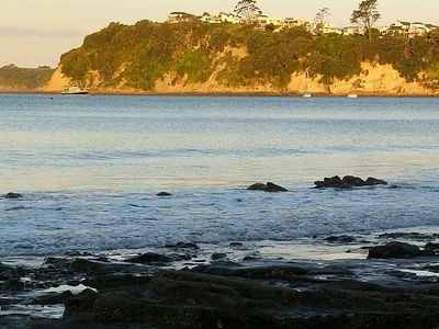 Headland At Stanmore Bay