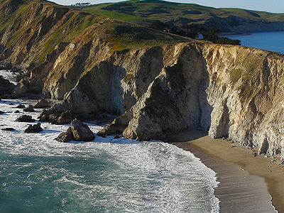 Headlands Of The Point Reyes Peninsula