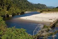 Heaphy River @ Kahurangi National Park NZ