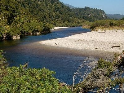 Heaphy River @ Kahurangi National Park NZ