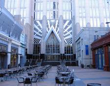 Hearst Tower Plaza