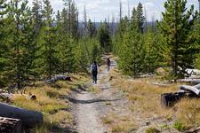 Heart Lake Trail - Yellowstone - USA