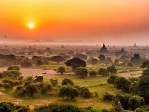 Heart of Myanmar Photos