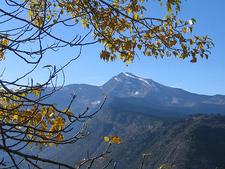 Heavens Peak - Glacier - USA