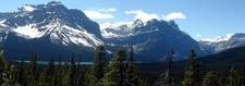 Hector Lake And Waputik Range