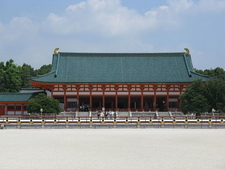 Heian Shrine Main Hall (Daigokuden)